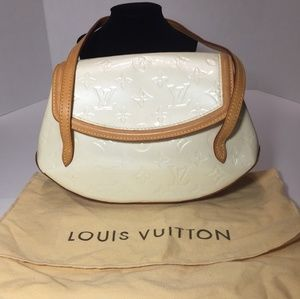 Louis Vuitton Vernis Leather Bag